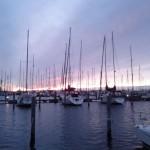 Ijsselmeer 2012 - der Hafen