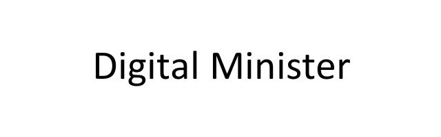 Alexander Dobrindt unser Digital Minister