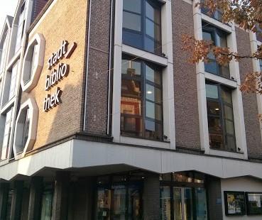 Bürgerbüro Dinslaken Stadtmitte in der Stadtbibliothek