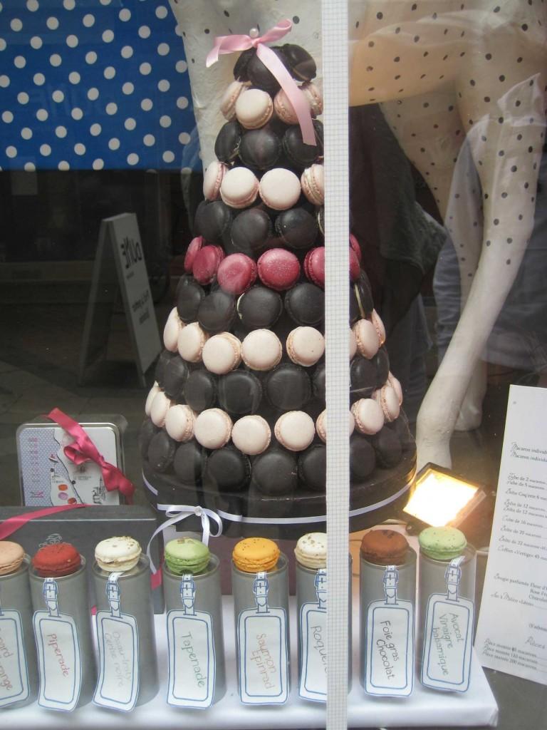 Bordeaux Städtereise - Macarons