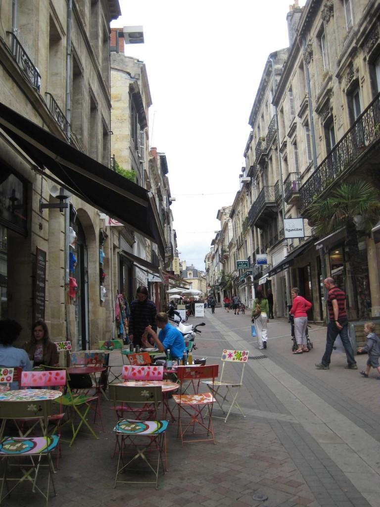 Bordeaux Städtereise - Mal pause machen