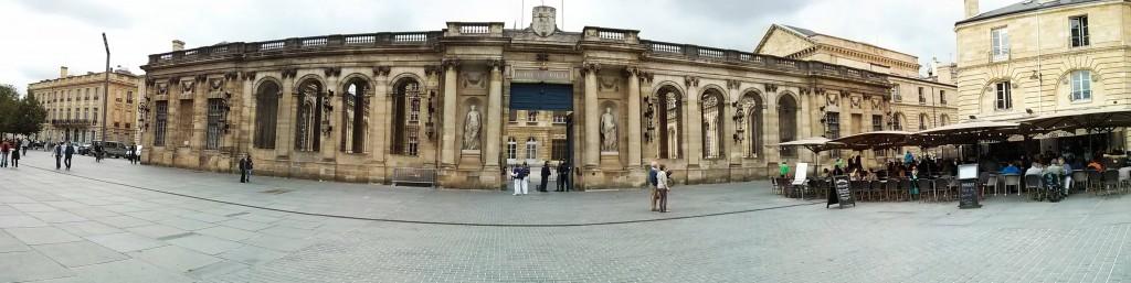 Bordeaux Städtereise - Rathaus