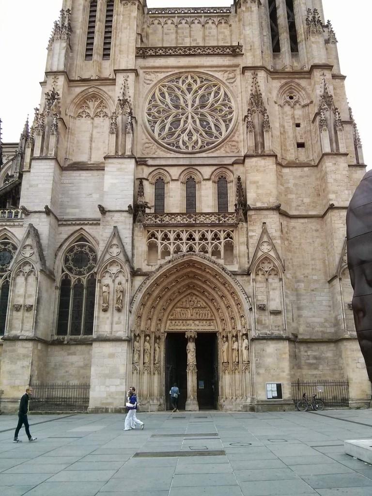 Bordeaux Städtereise - St. André 2