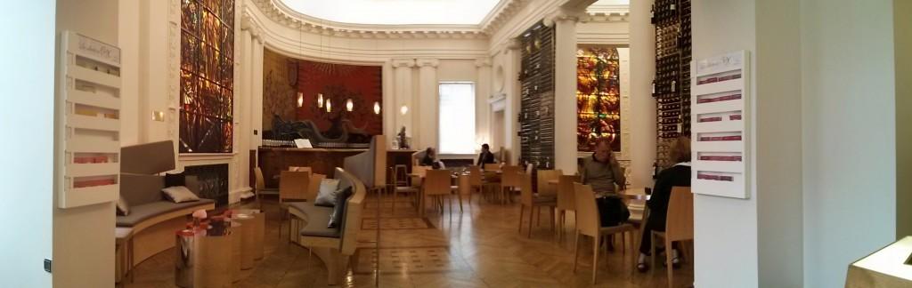 Bordeaux Städtereise - Vinotheke