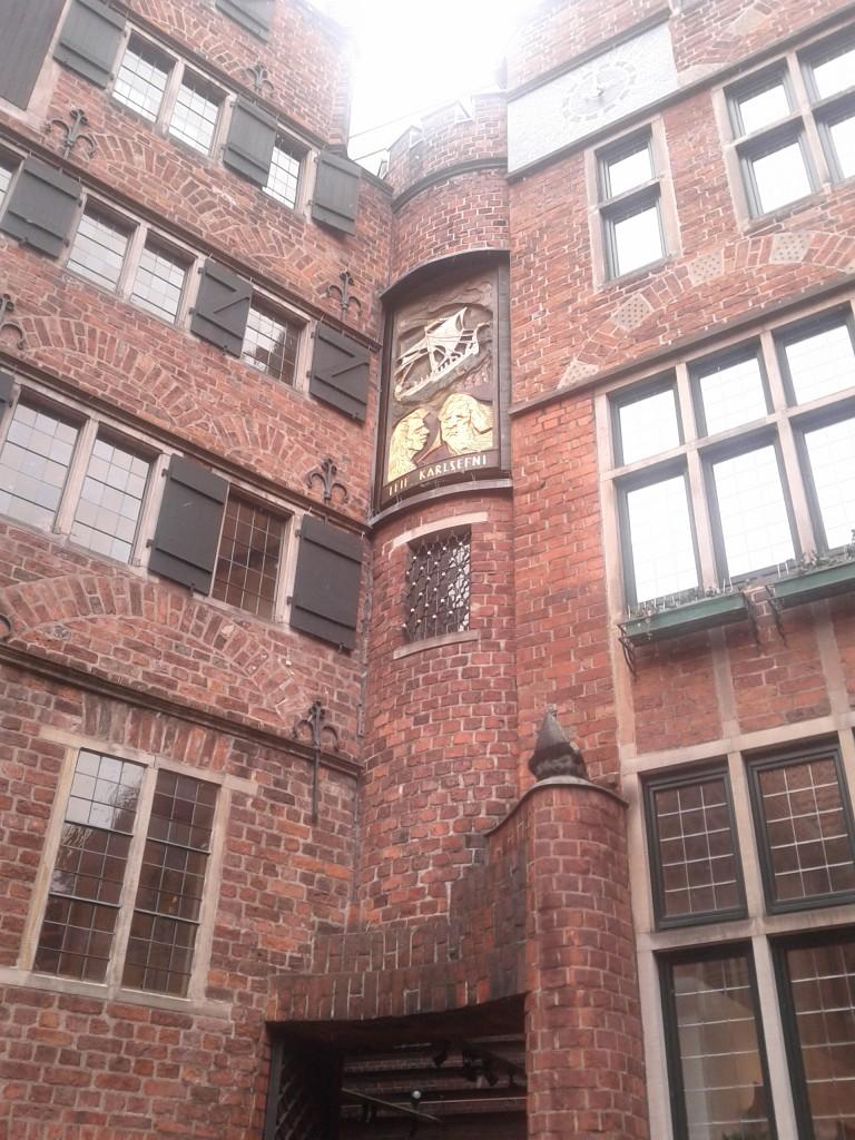 Bremen - Glockenspiel in der Böttcherstraße
