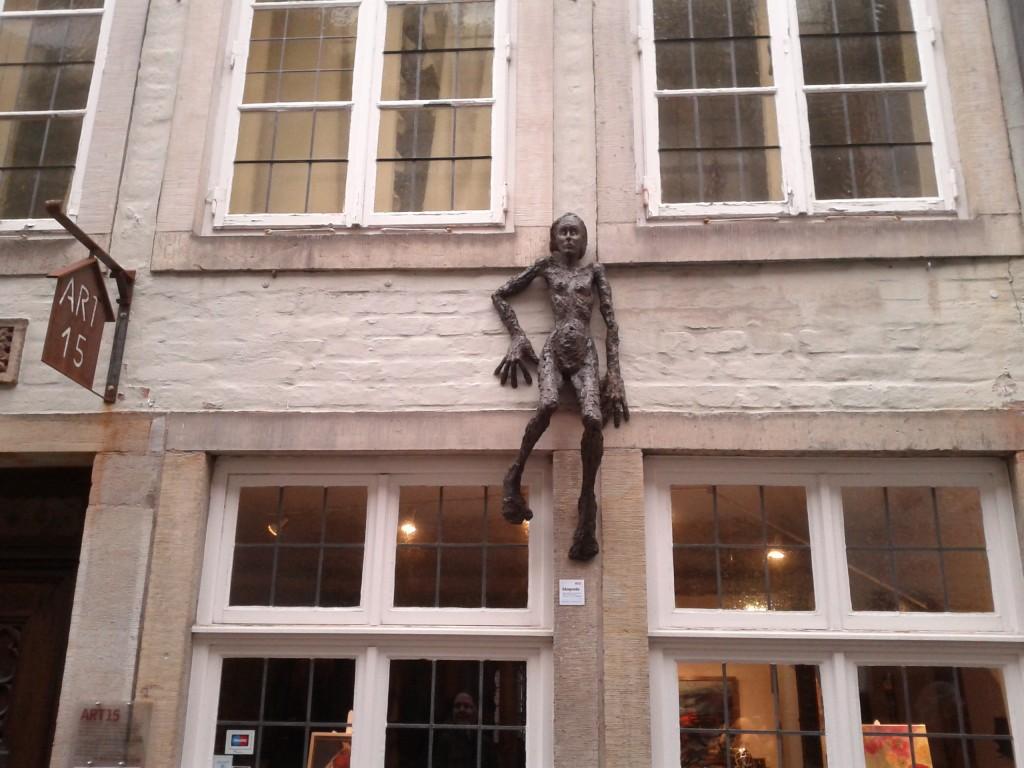 Bremen - Kunst in der Böttcherstraße