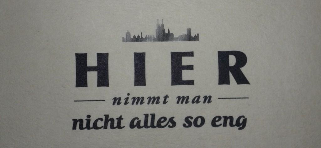 Bremen - hier nimmt man es nicht so eng