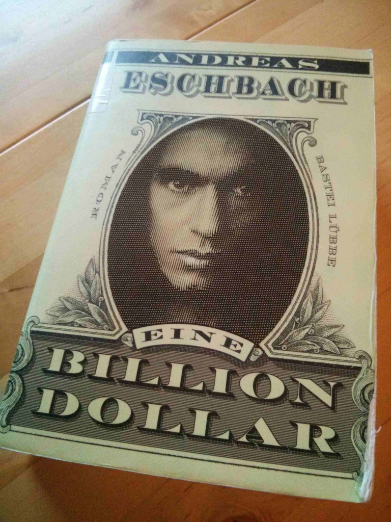 Buch Andreas Eschbach Eine Billion Dollar