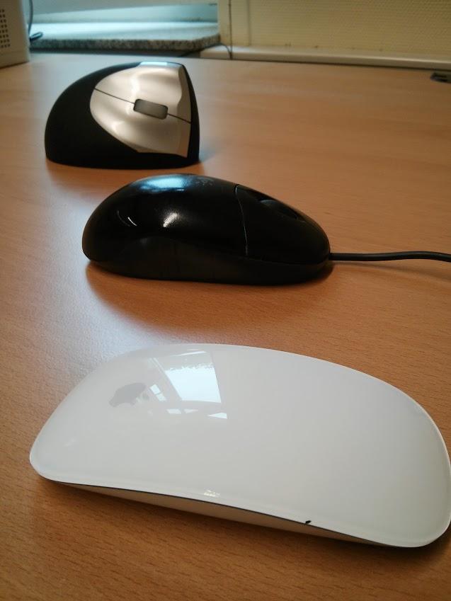 Computer Mäuse - So sehen sie heute aus