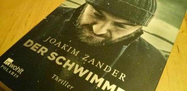 Der Schwimmer von Joakim Zander - das buch