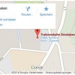 Google Maps im Blog einbetten
