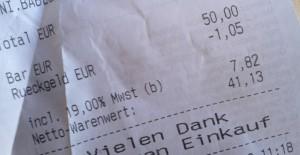 Mehrwertsteuer auf Spenden