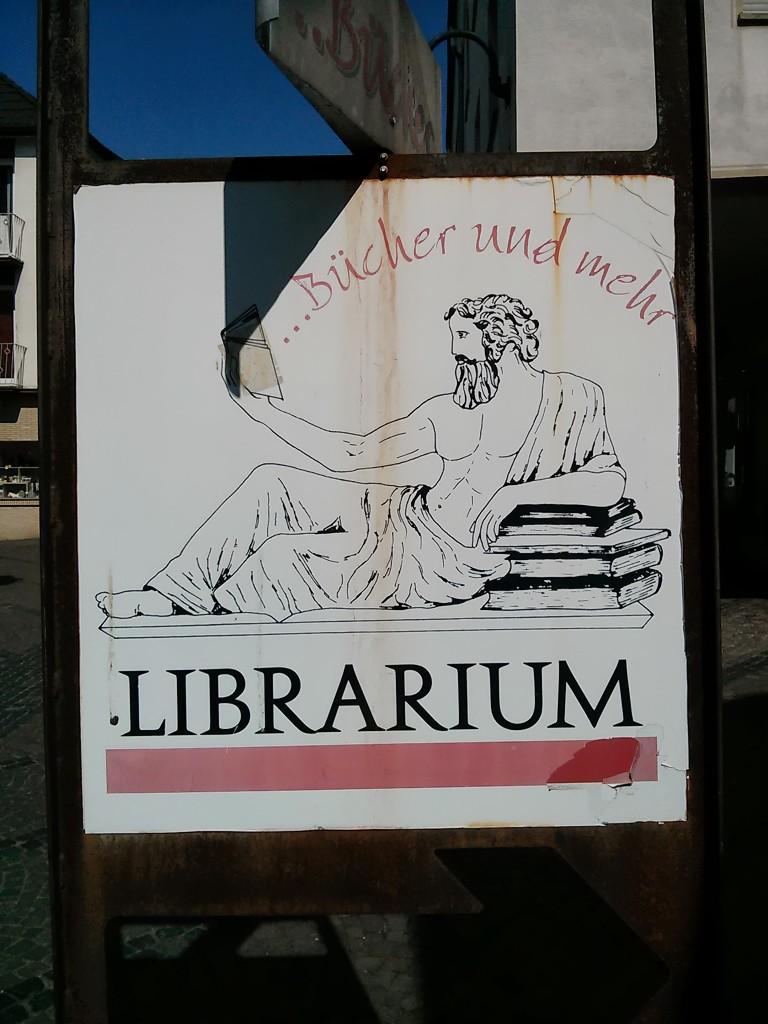 Xanten Ausflug: Librarium