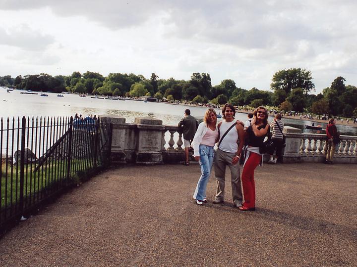 London Städtereise - Im Hyde Park