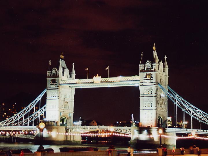 London Städtereise - Tower Bridge
