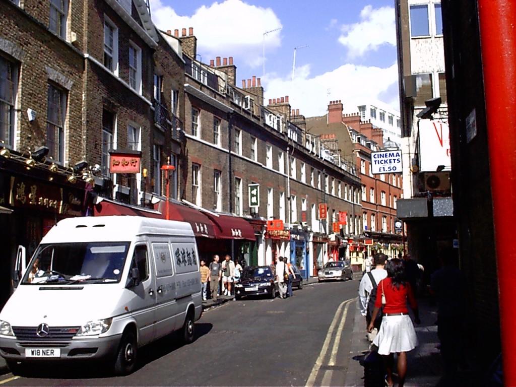 London Städtereise - London China Town
