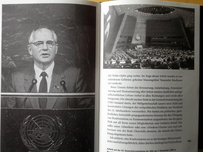 Michail Gorbatschow - Alles zu seiner Zeit Seite 481