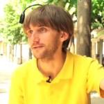 Neil Harbisson – Farben hören mit dem Eyeborg