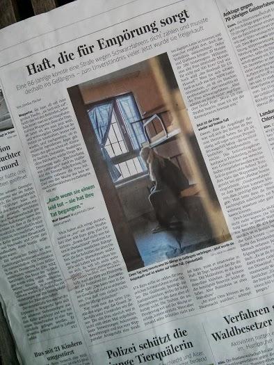 Schwachsinn des Tages - Rentnerin muss unverhältnismäßig in Gefängnis