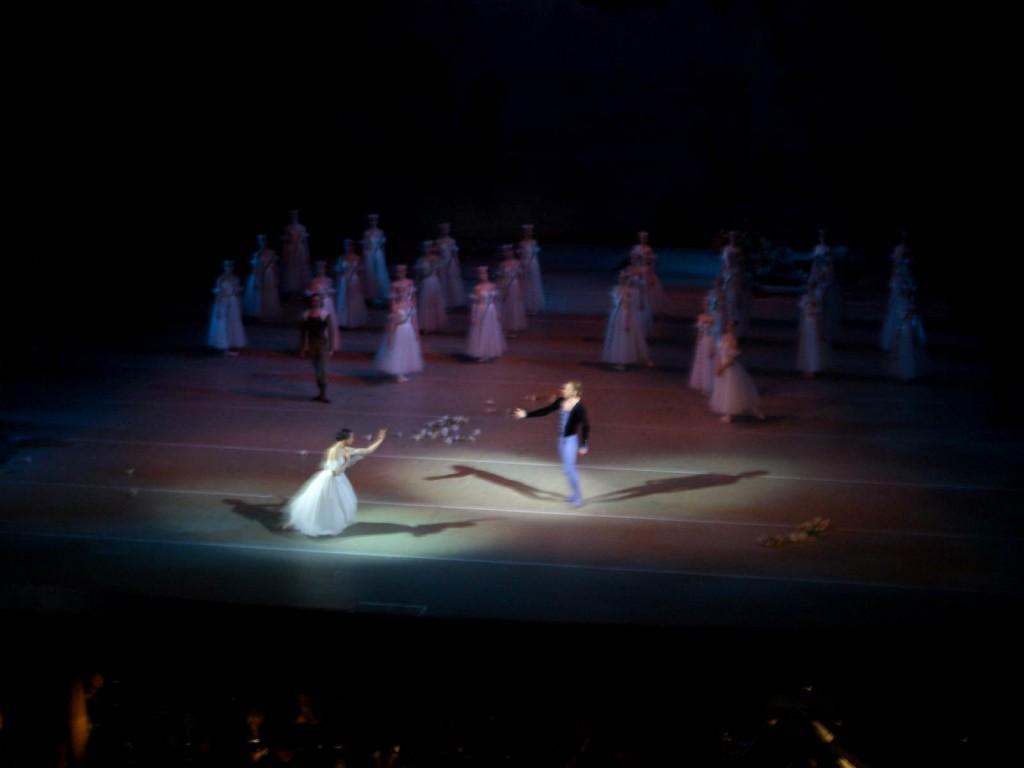 St. Petersburg Städtereise - Ballettaufführung Schwanensee