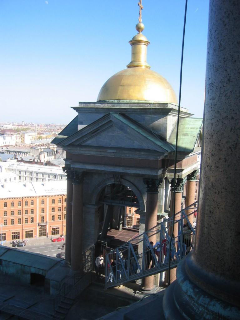 St. Petersburg Städtereise - Isaakskathedrale 1