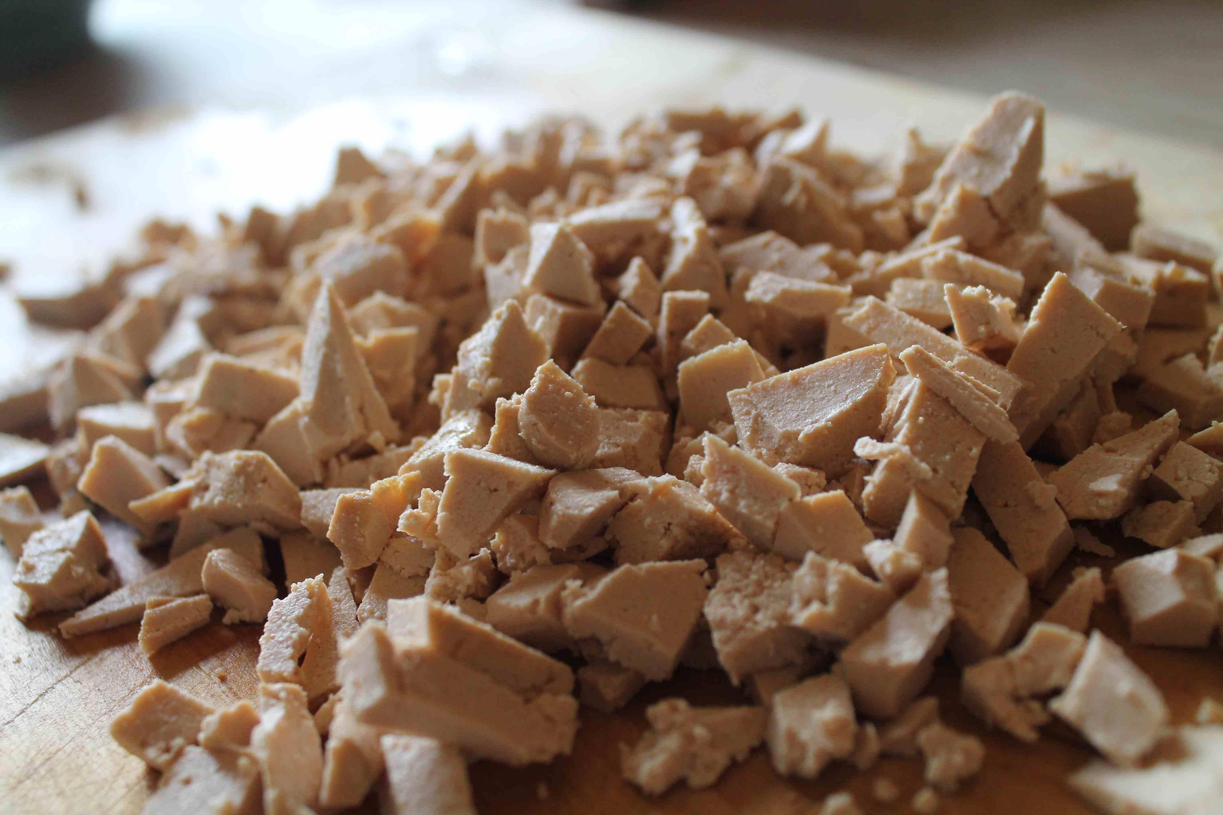 So sieht Tofu aus