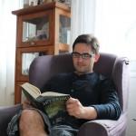 Ein Ort zum entspannen – mein Sessel