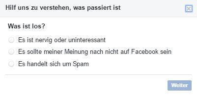 facebook fake news deutschland