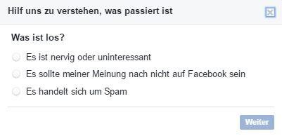 facebook fake news deutschland
