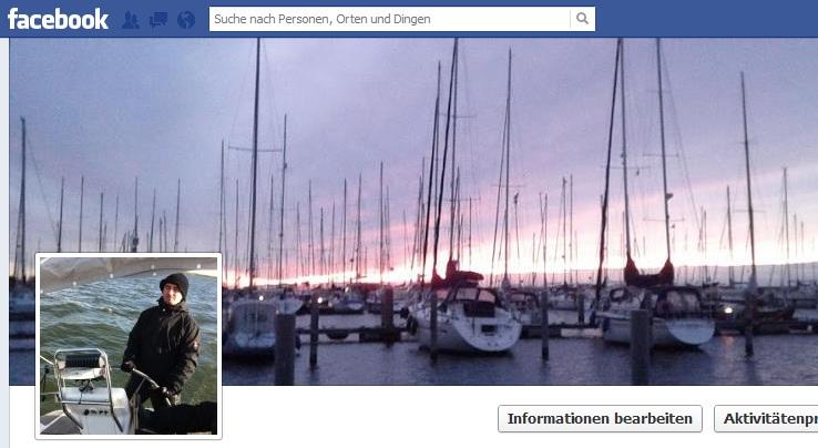 facebook - headerbild