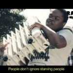 Leute, ignoriert keine hungernd Menschen!