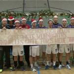 Weihnachtsgrüße der Handballer von TV Jahn Hiesfeld