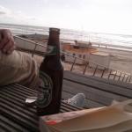 Egmond aan Zee - der Blick auf`s Meer