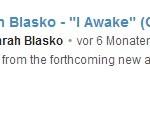 Sarah Blasko i awake