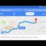 Uber Integration in Google Maps